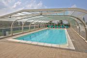 Строительство бассейнов,  бань,  саун,  оборудование для бассейнов.
