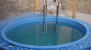 Скловолоконний басейн  з обладнаням