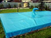 Тент на бассейн для зимовки
