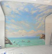 Фрески,  художественная роспись стен и потолка,  живопись,  Одесса