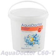 Химия для бассейна шок хлор быстрого действия 5 кг
